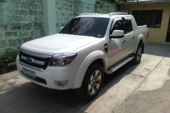 Selling 2nd Hand Ford Ranger 2011 at 80000 km in Quezon City