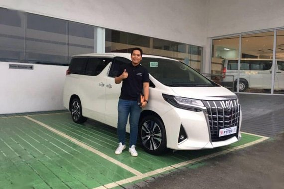 Brand New Toyota Alphard for sale in Calapan