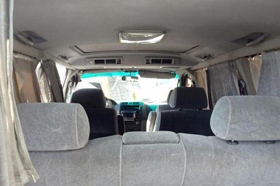 2011 Toyota Granvia for sale in Quezon City