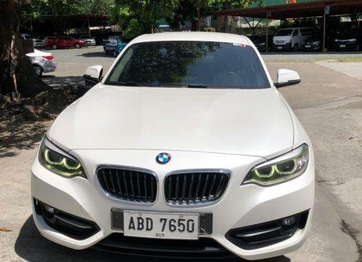 2nd Hand Bmw 220i 2015 for sale in Pasig