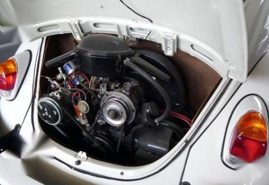 Selling Volkswagen Beetle 1968 Manual Gasoline in Manila