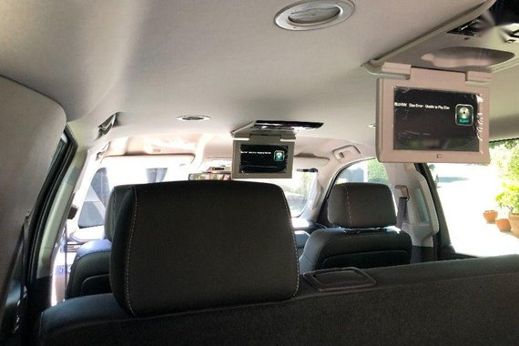 Sell 2nd Hand 2017 Chevrolet Suburban SUV at 10000 km in Muntinlupa