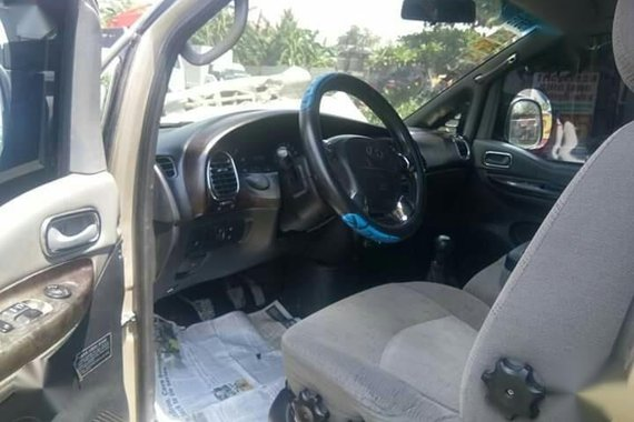 2nd Hand Hyundai Starex 2007 for sale in Candaba