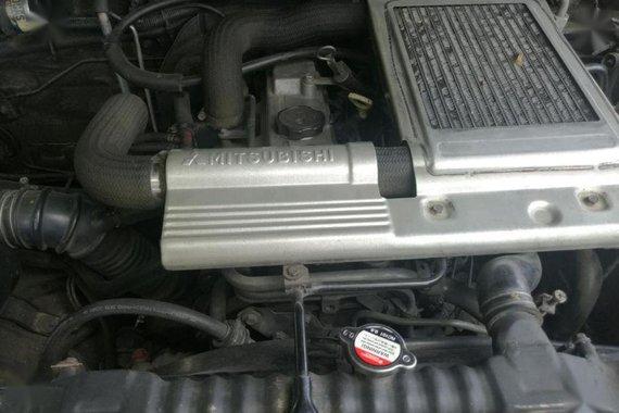 Mitsubishi Pajero 2002 Automatic Diesel for sale in Pozorrubio