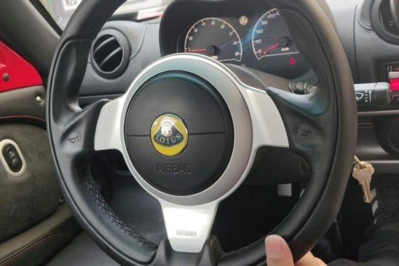 Sell 2nd Hand 2017 Lotus Elise Manual Gasoline at 10000 km in Makati