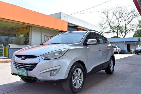 Selling 2nd Hand Hyundai Tucson 2012 Automatic Diesel at 90000 km in Lemery