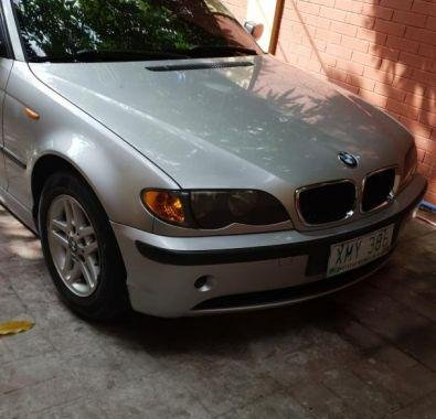 Selling 2nd Hand Bmw 316i 2003 at 70000 km in Quezon City