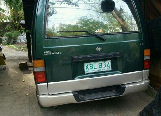 2nd Hand Nissan Urvan Escapade for sale in Mabini