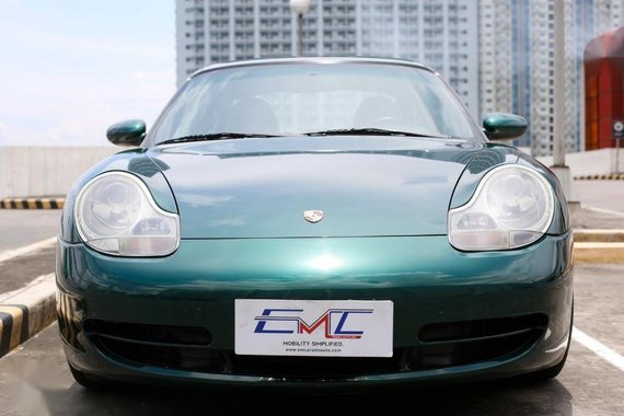 Sell 2nd Hand 2001 Porsche 996 at 55000 km in Quezon City