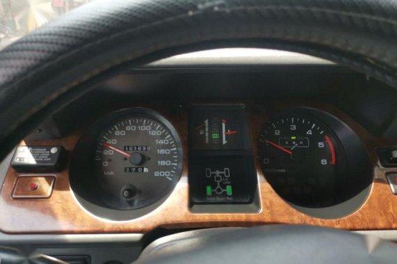 Selling 2nd Hand Mitsubishi Pajero 2000 Automatic Diesel at 101000 km in Cebu City