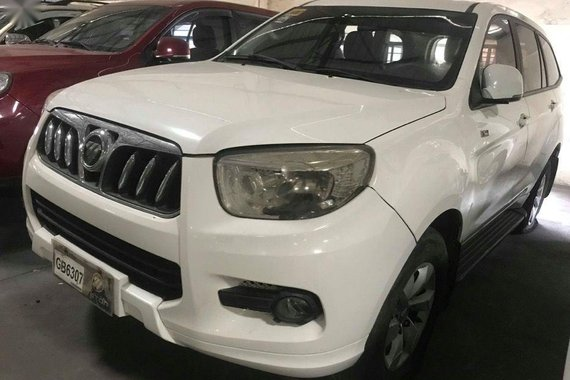 Sell 2nd Hand 2016 Foton Toplander Manual Diesel at 92000 km in Quezon City