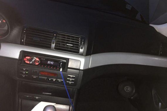 2nd Hand Bmw 325I 2001 Automatic Gasoline for sale in Pasay