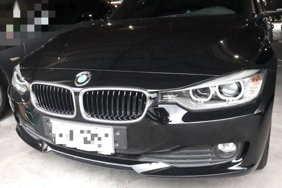 Selling 2nd Hand Bmw 318D 2016 in Mandaluyong