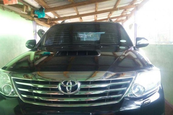 2013 Toyota Fortuner for sale in San Isidro