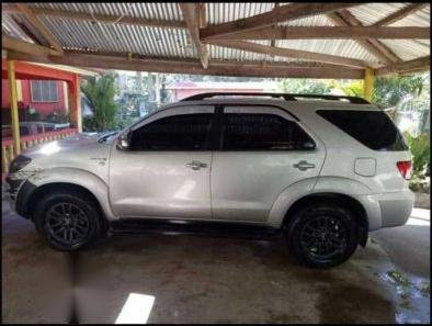 2nd Hand Toyota Fortuner 2008 for sale in Libertad