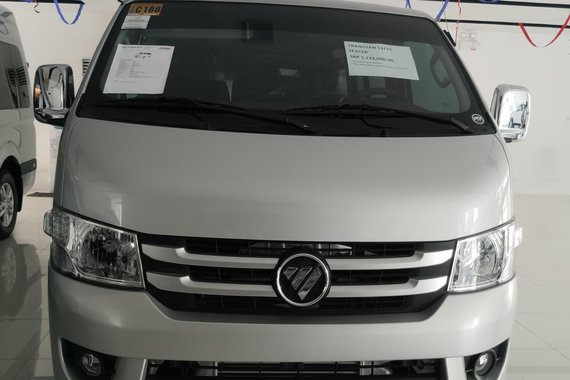 Brand New Foton View Transvan 2019 for sale in Pasig