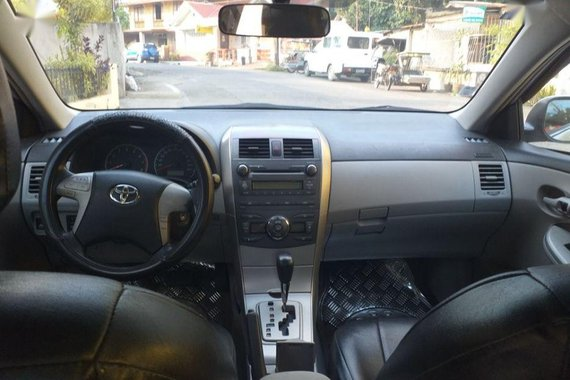 Used Toyota Altis 2009 for sale in Calaca