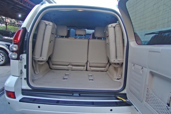Selling 2nd Hand Toyota Land Cruiser Prado 2004 Automatic Diesel at 130000 km in Mandaue