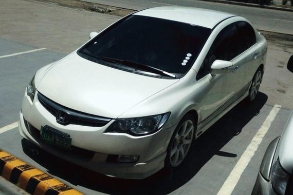 Honda Civic 2006 Automatic Gasoline for sale in Talisay