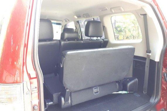 2nd Hand Mitsubishi Pajero 2011 for sale in Antipolo