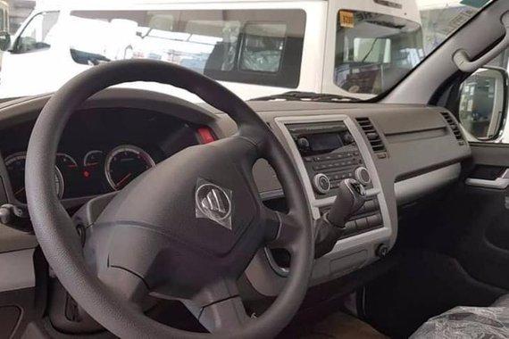 Brand New 2018 Foton View Transvan for sale in General Mariano Alvarez