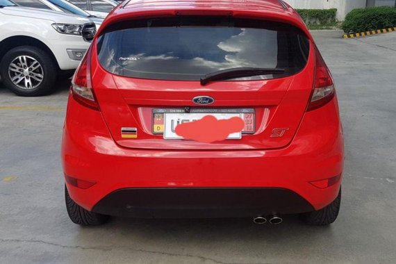 2012 Ford Fiesta for sale in Parañaque