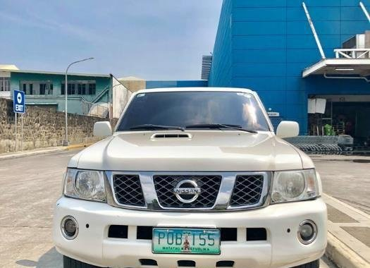 Selling 2nd Hand Nissan Patrol Super Safari 2011 in Las Piñas