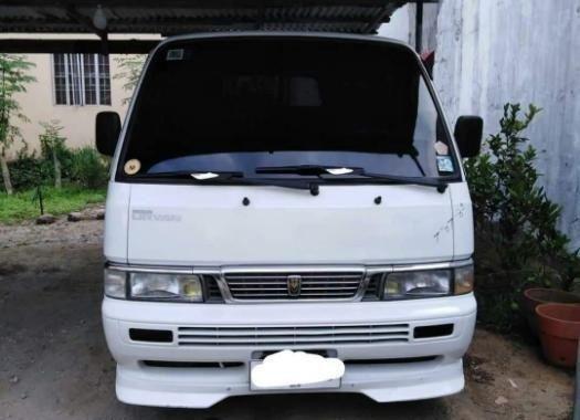 Selling Nissan Urvan 2009 Manual Diesel in Calamba