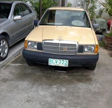 Mercedes-Benz 190 1986 Automatic Diesel for sale in Angeles