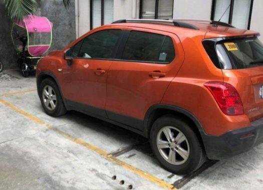 Chevrolet Trax 2016 Automatic Gasoline for sale in San Jose de Buenavista