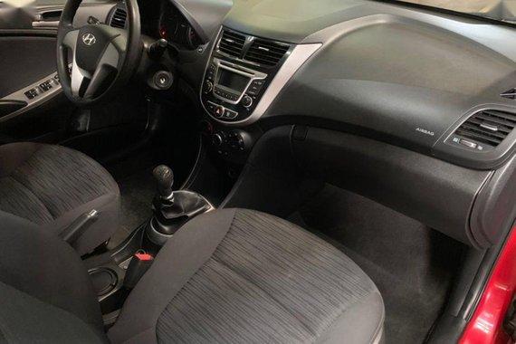 Selling 2nd Hand Hyundai Accent 2015 Hatchback in Mandaue