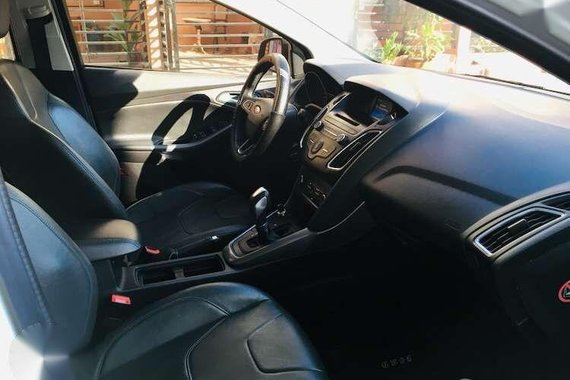 Used Ford Focus 2017 Hatchback at 20000 km for sale