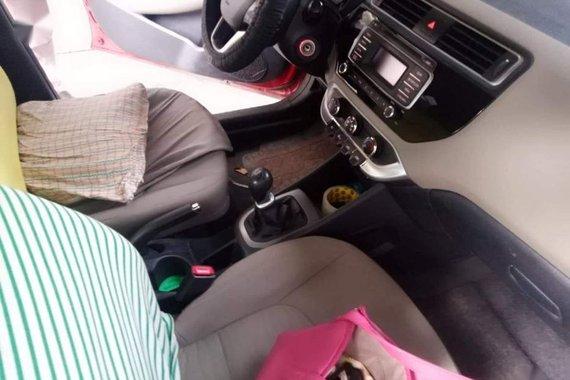 2nd Hand Kia Rio 2015 for sale in Cebu City
