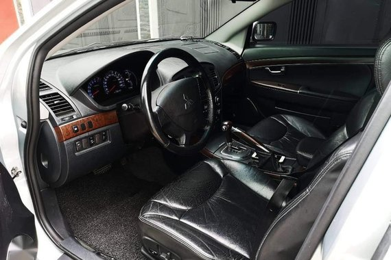 Sell 2nd Hand 2008 Mitsubishi Galant Automatic Gasoline at 88000 km in Parañaque