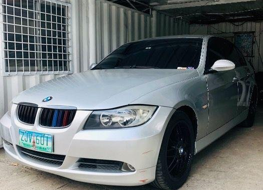 Selling Bmw 320I 2007 Automatic Gasoline in Quezon City