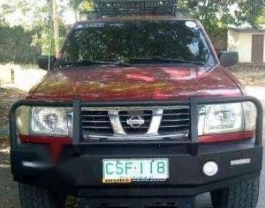 2nd Hand Nissan Frontier 2001 Manual Diesel for sale in Manila
