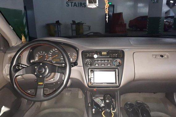Selling Honda Accord 1999 Manual Gasoline in Pasig