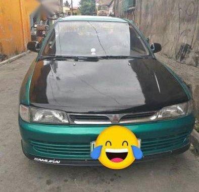 Selling Mitsubishi Lancer 1996 Manual Gasoline in Dasmariñas