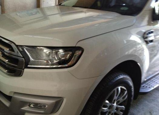 Selling 2nd Hand Ford Everest 2017 in Daraga