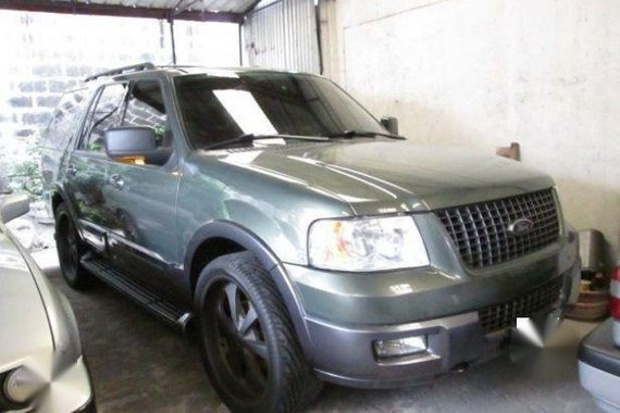 Ford Expedition 2006 Automatic Gasoline for sale in Manila