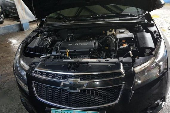 Selling 2nd Hand Chevrolet Cruze 2011 at 89000 km in Quezon City