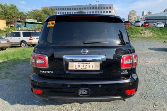 Selling 2nd Hand Nissan Patrol Royale 2018 at 10000 km in Pasig