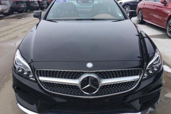 Selling Mercedes-Benz Cls-Class 2016 Automatic Gasoline in Cebu City