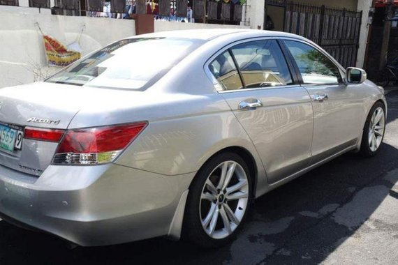 2nd Hand Honda Accord 2008 Automatic Gasoline for sale in San Pablo