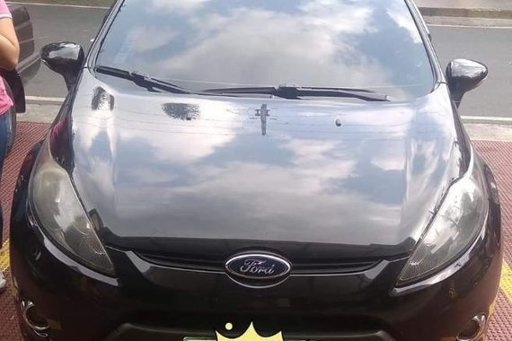 Selling Ford Fiesta 2012 Hatchback Manual Gasoline in Marikina