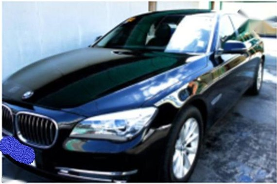 2nd Hand Bmw 750 2015 Automatic Gasoline for sale in Parañaque