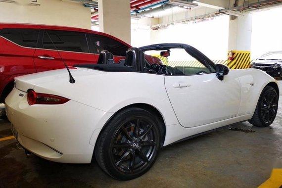 Selling Mazda Mx-5 2017 Automatic Gasoline in Cebu City