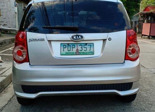 2011 Kia Picanto for sale in Quezon City
