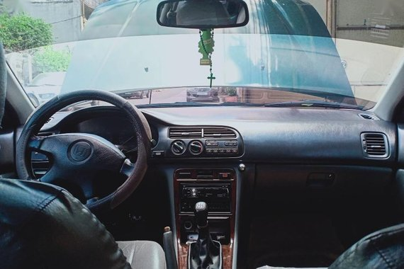 Selling 2nd Hand Honda Accord 1996 in Quezon City