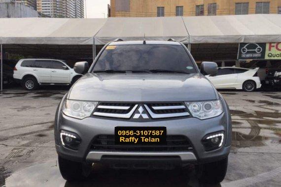 Sell Used 2015 Mitsubishi Montero Diesel Automatic